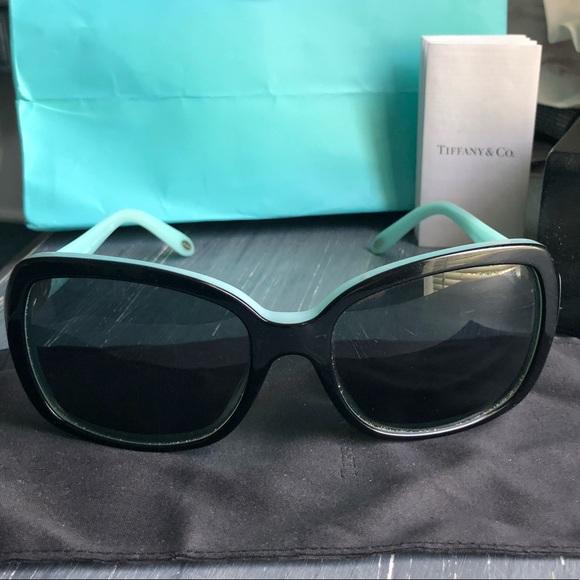 ec85e9f3b21b Authentic Tiffany   Co. Sunglasses TF 4029 8055.  M 5b7851cddcf855b021ae3a75. Other Accessories ...